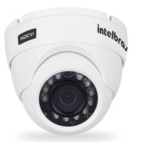 Camera Hdcvi 2 Megas 3.6mm 20m Vhd 3220 D Full HD Intelbras