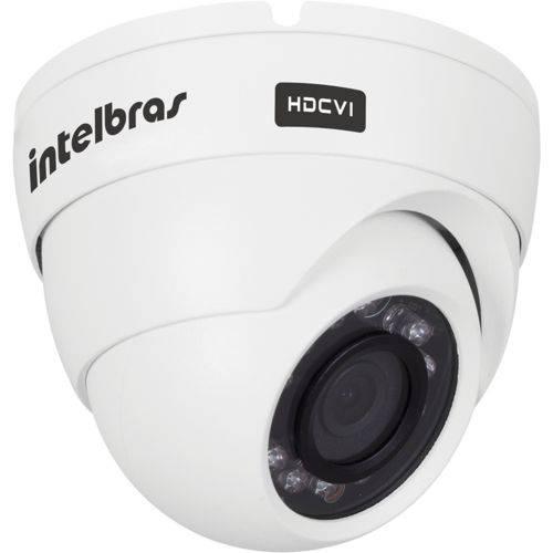 Câmera Intelbras Dome Full Hd 1080p com Infravermelho 20m Lente 3,6mm Vhd 3220 D