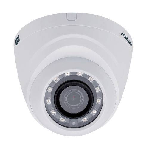 Câmera Intelbras Dome Multi HD 720p 1mp Vhd 3120 D G4 2.6mm