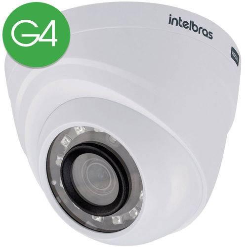 Câmera Intelbras HDCVI 1MP 720p Lente 2.6mm 20mts IR - VHD 1120 D G4
