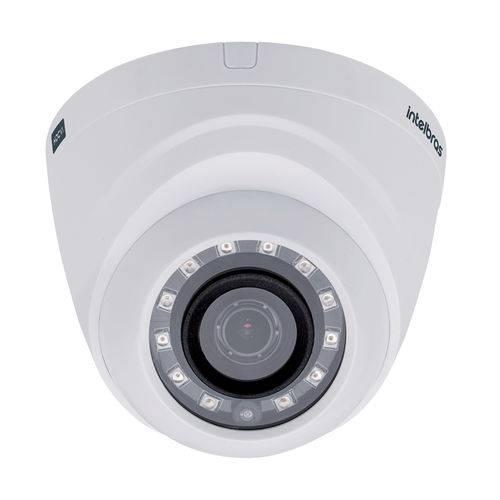 Camera Intelbras Infra Dome Multi Hd 720p Vhd 1010d G4 3,6mm