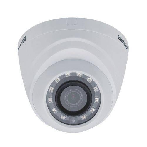 Câmera Intelbras Multi HD 720p 2,6mm 20m Dome Vhd 1120D G4