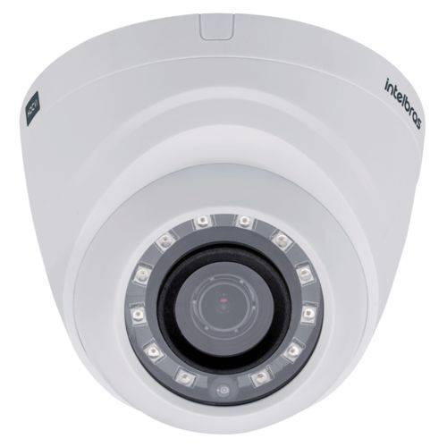Câmera Intelbras Multi HD 720p 3,6mm 10m Dome Vhd 1010d G4