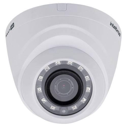 Câmera Multi HD 4x1 Infra Red Dome 3,6mm Vhd 1010 D G3 4565230 Intelbras
