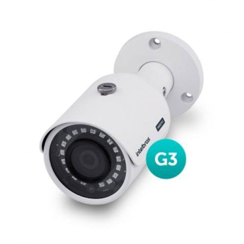 Câmera Multi Hd 600 Linhas 2.8mm 30m Vhd 3130 B G3 Intelbras