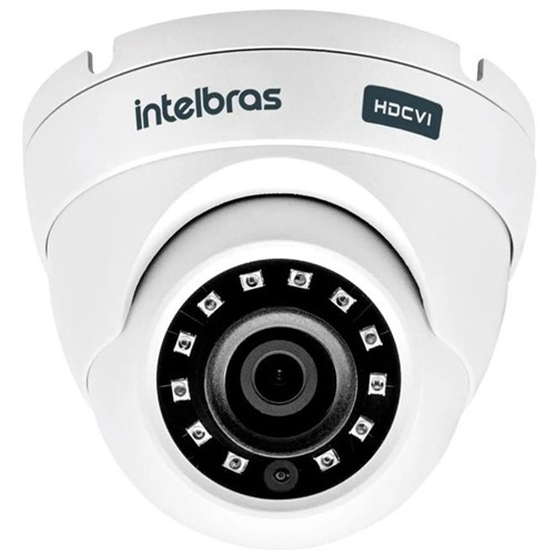Câmera Multi HD com Infra Vermelho VHD 3120 D G4 Intelbras