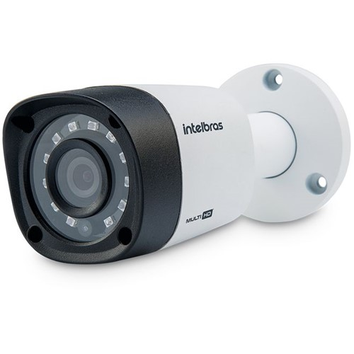 Câmera Multi-HD Infravermelho Bullet IR20m VHD1220B G4 Intelbras
