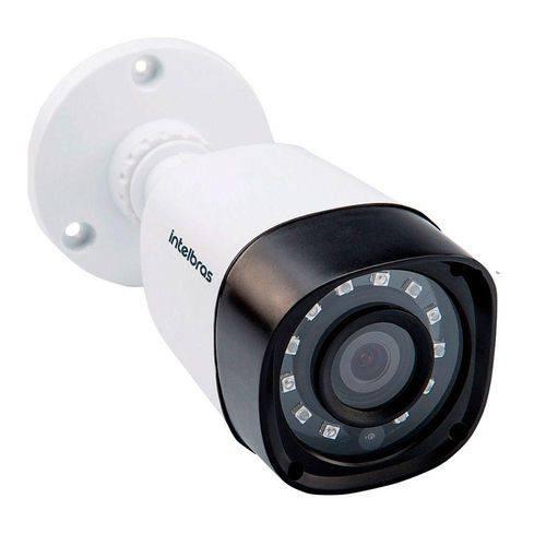 Câmera Multi HD Intelbras Vhd 1010b G3 com Infravermelho