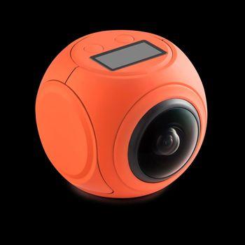 Câmera Panorâmica X-Pheral Wifi com Óculos V.R Atrio - DC184 DC187