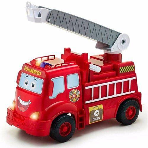 Caminhão Bombeiros em Ação 408 - Calesita