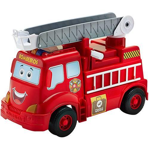 Caminhão Bombeiros em Ação - Calesita
