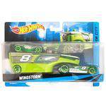 Caminhão Transportador Hot Wheels - Wingstorm CGC24 Mattel