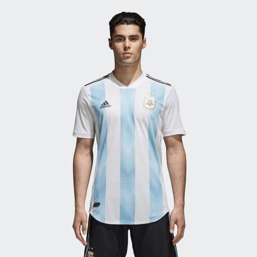 Camisa Adidas Argentina I Home 2018 Authentic Jogador BQ9329