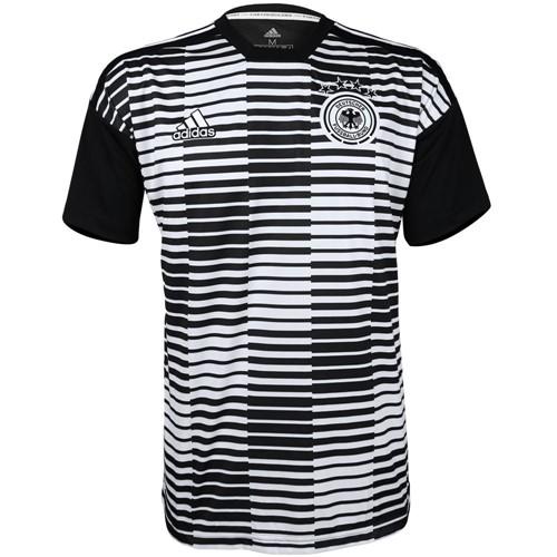 Camisa Adidas Masculina Alemanha Oficial Pré-Jogo | Botoli Esportes