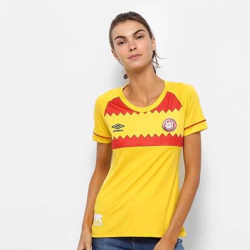 Camisa Atlético-pr Ii 2018 S/n° El Huracán Torcedor Umbro Feminina