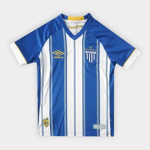 Camisa Avaí Infantil I 18/19 S/n° Torcedor Umbro