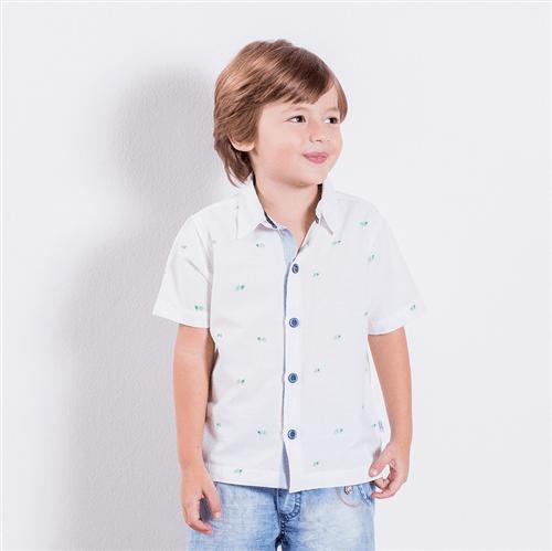 Camisa Avulso Branco/03