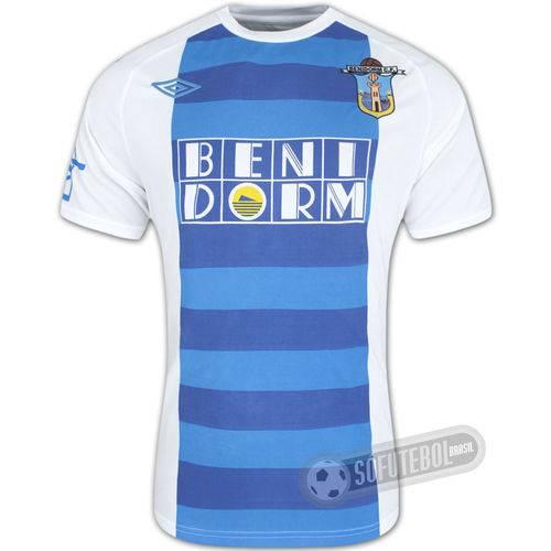 Camisa Benidorm - Modelo I