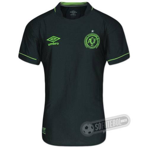 Camisa Chapecoense - Modelo Iii (Libertadores)