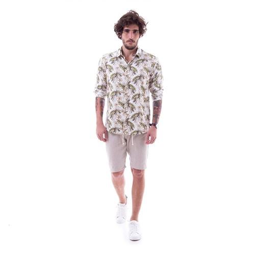 Camisa Drazzo M/l Tarsila P