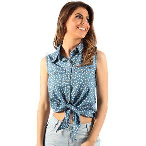 Camisa Edex com Amarração P