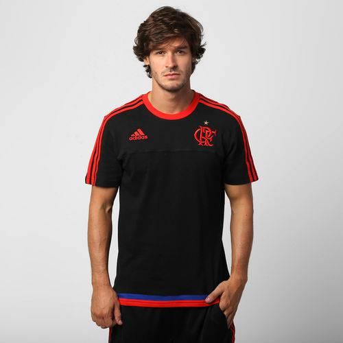 Camisa Flamengo Adidas Viagem 2015 Preta - P