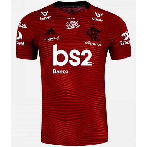 Camisa Flamengo ESports Adidas 2019 G