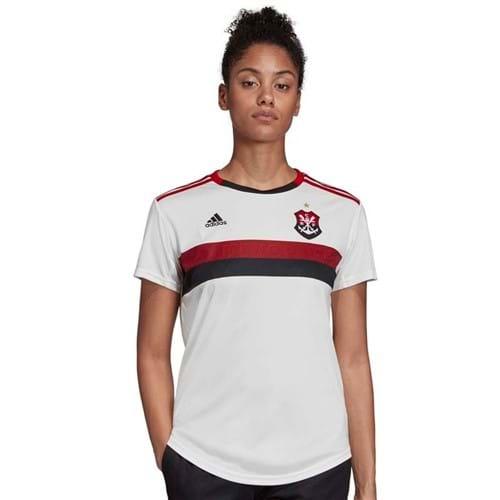 Camisa Flamengo Feminina Jogo 2 Adidas 2019 G