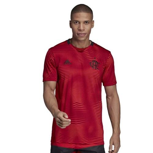 Camisa Flamengo Pré Jogo I Adidas 2019 G