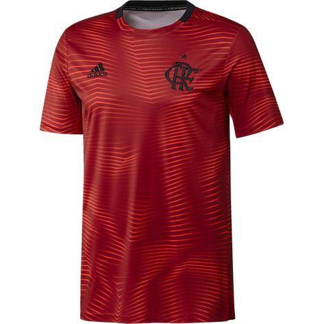 Camisa Flamengo Pré Jogo I Adidas 2019 M