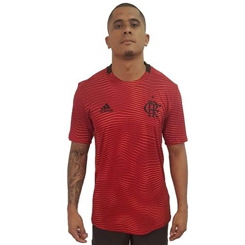 Camisa Flamengo Pré Jogo I Adidas 2019 P
