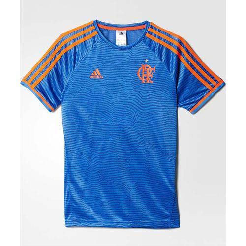 Camisa Flamengo Treino Infantil 2016 Adidas