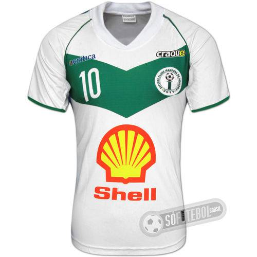 Camisa Iranduba da Amazônia - Modelo Ii