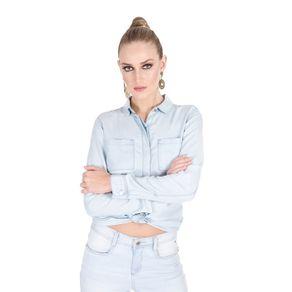 Camisa Jeans Calvin Klein 44