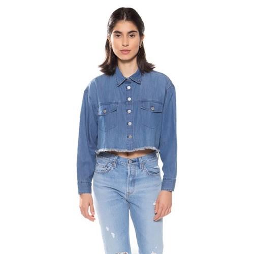 Camisa Jeans Levis Ash - XS