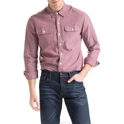 Camisa Jeans Levis Classic Worker - S