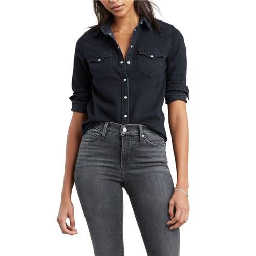 Camisa Jeans Levis Ultimate Western - M