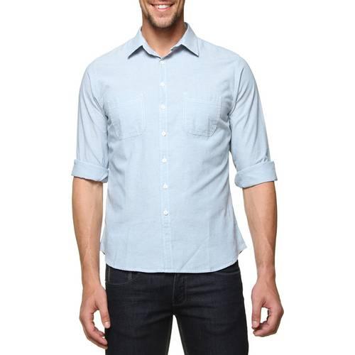 Camisa Koel Chambray Denin