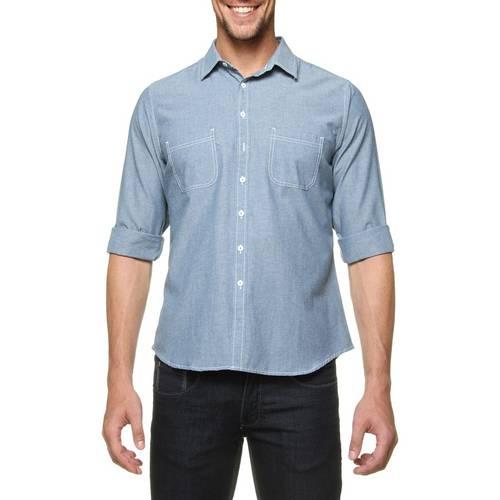 Camisa Koel Chambray