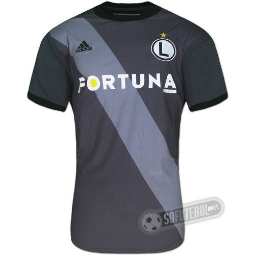 Camisa Legia Warszawa - Modelo Ii