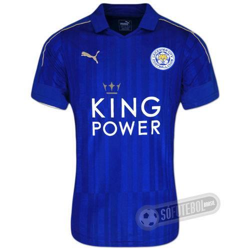 Camisa Leicester City - Modelo I