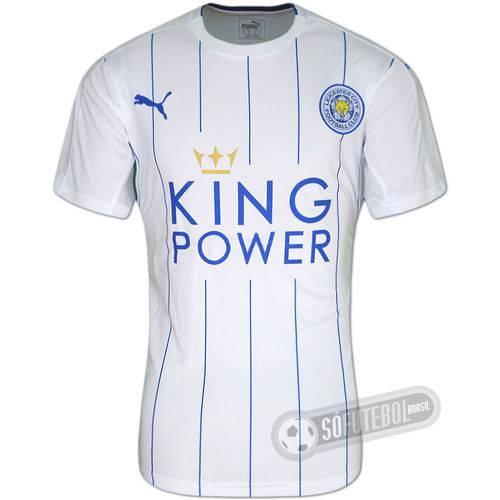 Camisa Leicester City - Modelo Iii