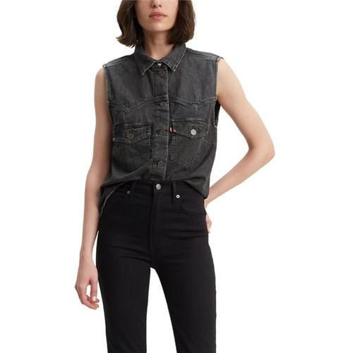 Camisa Levis Short Sleeve Addison - XS