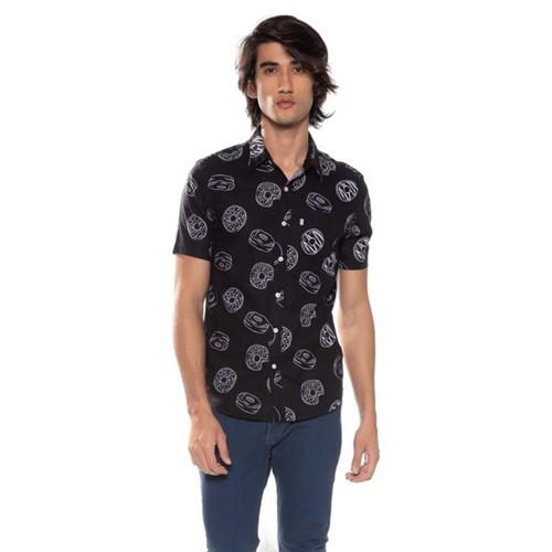 Camisa Levis Short Sleeve Classic One Pocket - L