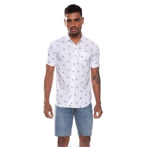 Camisa Levis Short Sleeve Classic One Pocket - M