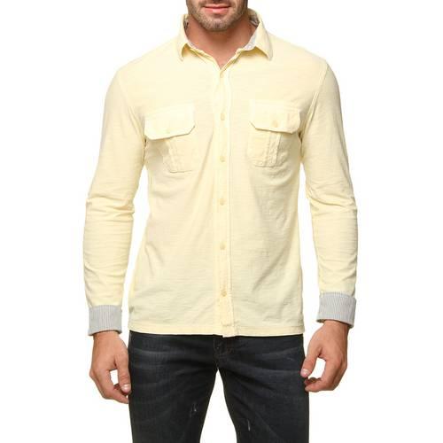 Camisa Limits Itacare Amarelo GG