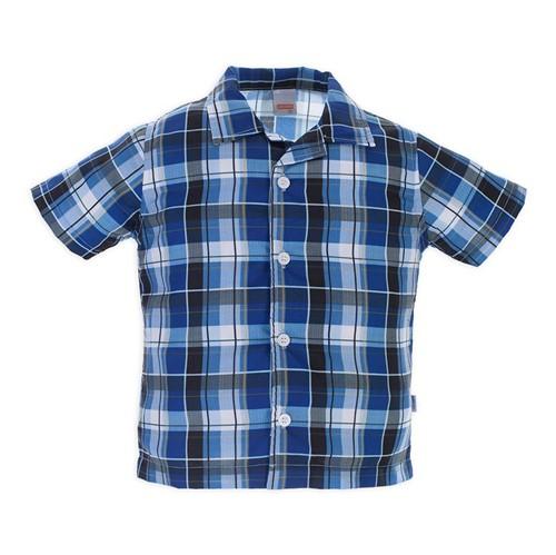 Camisa Rei do Baião Camisa Rei do Baiao Xadrez Azul/08