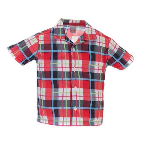 Camisa Rei do Baião Camisa Rei do Baiao Xadrez Vermelho/10