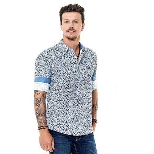 Camisa M/l Masc. Comfort Fit