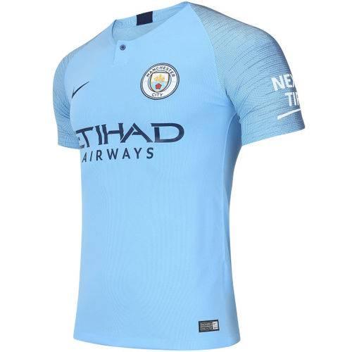 Camisa Manchester City I Oficial Torcedor 2018/19 Tamanho G Original